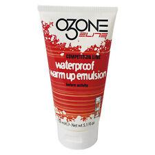 OZONE Tubetto crema riscaldante waterproff emulsion 150 ml