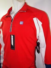 Tommy Hilfiger burton athletic 1/4 zip mock neck size small new with tags