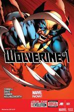 Wolverine #1: Marvel Now (Marvel Comics)