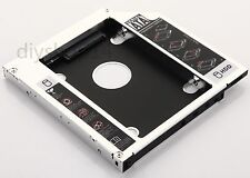 for HP EliteBook 8460p 8470p 8560p 8570p 8760p 2nd HDD SSD Hard Drive Caddy SATA
