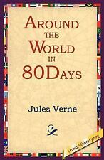 Around the World in 80 Days by Jules Verne (2004, Paperback)