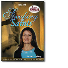 SPEAKING OF SAINTS W/ SUSAN CONROY* ON MOTHER TERESA: AN EWTN 4-DISC DVD