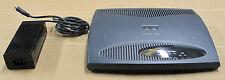 Cisco 1600 Series 1603R 1603-R Ethernet/ISDN-BRI Modular Router, T96-52910