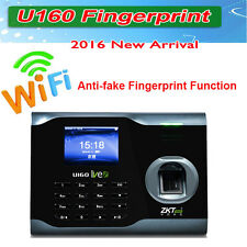 Zksoftware U160 Biometric Fingerprint Time Attendance Time Clock Time Recorder