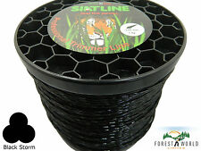 Siat professionnel silencieux twisted rotofil line, 3 mm, 1 kg rouleau, made in italy