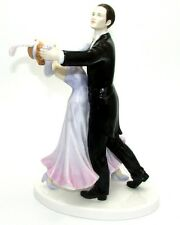 Le fox trot HN5445 royal doulton dance collection ltd edition figurine coffret