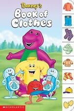 Barney's Book Of Clothes by Parent, Nancy