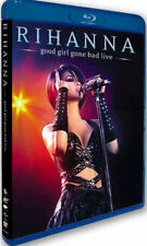 BLU-RAY RIHANNA GOOD GIRL GONE BAD LIVE New & Sealed region free