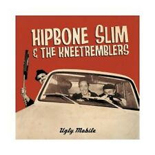 HIPBONE SLIM & THE KNEETREMBLERS - UGLY MOBILE  VINYL LP ROCK GARAGE NEU