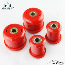 Prothane For 01-05 Honda Civic / 02-06 Acura RSX Lower Control Arm Bushings Red
