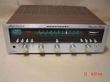 Marantz 2220b Receiver Amplifier with Gyro Touch Tuning. Classic Vintage