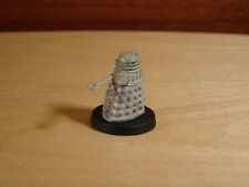 Doctor Dr Who Dalek With Claw, Metal Miniature, Partial Painted White, Fasa RPG