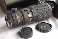 Nikon AF micro Nikkor 200mm f/4 D, ED