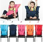 New Portable Baby Child Multifunctional Portable High Chair Seat Cover