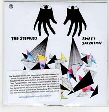 (ER285) The Stepkids, Sweet Salvation - 2013 DJ CD