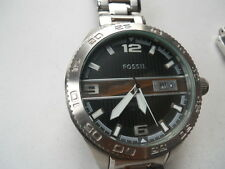 Fossil men's dress watch.quartz,battery & water resistant Analog watch.Am-4218