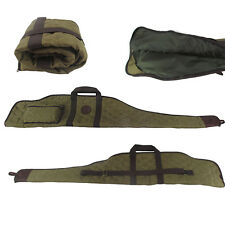 Tourbon Gun Slip Rifle Bag Shoot Scope Cover Soft Case Bullets Carry Bolt Pouch