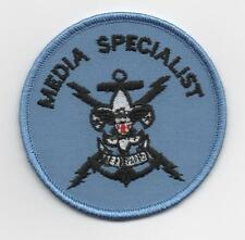"Sea Scout Media Specialist Position (New Design!), 3"" Round, ""Since 1910"" Back"