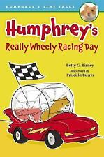 Humphrey's Really Wheely Racing Day (Humphrey's Tiny Tales)-ExLibrary