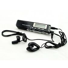 4GB 4G Digital USB Voice Recorder Mini Dictaphone w Speaker MP3 Player Handheld