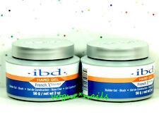 IBD New French Xtreme BLUSH 56g/2oz - French Xtreme Builder UV Gel Set of 2 jar