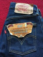 Men's Levis 501 XX 28 X 32 NWT Shrink To Fit Hipster Rockabilly Work Wear