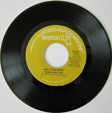 EDDIE HOUSTON: Away From Home/Knock And The Door Shall Be Opened - Ovation Funk