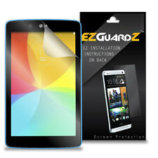 2X EZguardz LCD Screen Protector Skin Cover HD 2X For LG G Pad 7.0 (Ultra Clear)