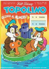 TOPOLINO N.1224 del 13 maggio 1979 - Con bollino