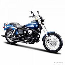 Harley Davidson Dyna Super Glide Sport 2003 - 1:12 MAISTO UVP 19,99€