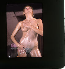 T84  VINTAGE ORIGINAL SLIDE DIA DIAPO 35MM (24X36mm) NU NUDE DIAPOSITIVE