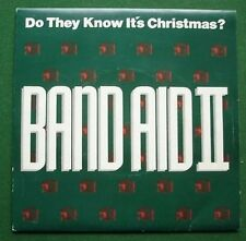 "Band Aid II Do They Know it's Christmas 7"" Single"