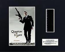 James Bond Quantom Of Solace  8 x 10 film cells