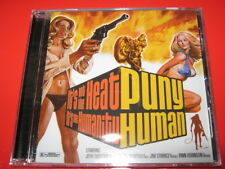 PUNY HUMAN – It's Not the Heat, It's the Humanity – CD – stoner rock