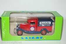 ELIGOR 1069 FORD V8 PICK-UP BACHE 1933 ESSO MINT BOXED RARE SELTEN RARO