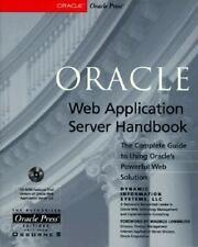 Oracle Web Application Server Handbook (Oracle Series)