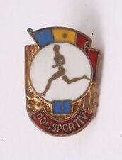 Romania GMA GTO Sport All Around Athlete Ready Labor Defense Badge Pin Communist