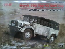 ICM 35506 Horch 108 Typ 40 Soft Top  1:35