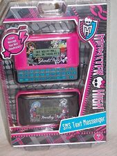 New Sealed Package Monster High SMS Text Messenger #79048