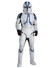 "Star Wars Kids Clone Trooper Costume, Medium,Age 5-7, HEIGHT 4' 2"" - 4' 6"""