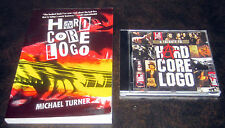 1993 Signed Michael Turner HARD CORE LOGO 1st Ed PUNK ROCK VANCOUVER Psychedelic