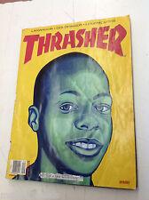 Thrasher Magazine - September 1996 #188 Lagwagon Goldfinger Loudmouths