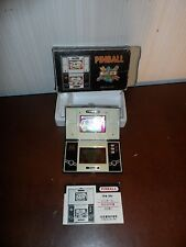 1983 Nintendo PINBALL MultiScreen Electronic LCD Game & Watch BOXED RARE