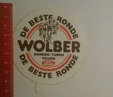 ADESIVI/Sticker: Wolber la migliore Ronde bande TUBETTI Velgen (230916193)