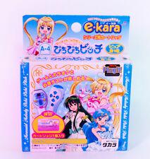 Takara E-Kara Mermaid Melody Pichi Pichi Pitch A-4 Game for E-Pitch Anime Toy!