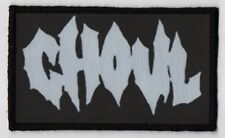 GHOUL PATCH / SPEED-THRASH-BLACK-DEATH METAL