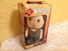 WIND UP TOY FIGURE DARYL DIXON THE WALKING DEAD BULLS I TOY NEW