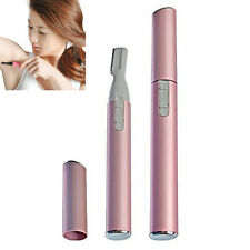 Nice Stylish Electric Face Eyebrow Hair Body Blade Razor Shaver Remover Trimmer