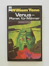 William Tenn Venus Planet für Männer Roman Science Fiction Heyne Verlag