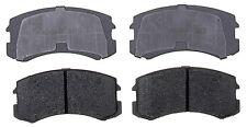 ACDelco Advantage 14D904M Front Semi Metallic Brake Pads